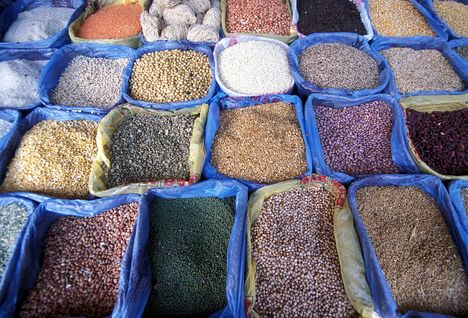 Spice Marketing in Zanzibar