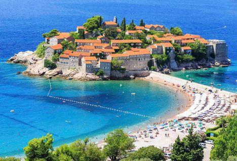 Montenegro island