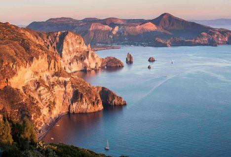 Sicily headland