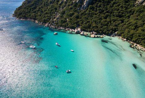 palombaggia beach corsica