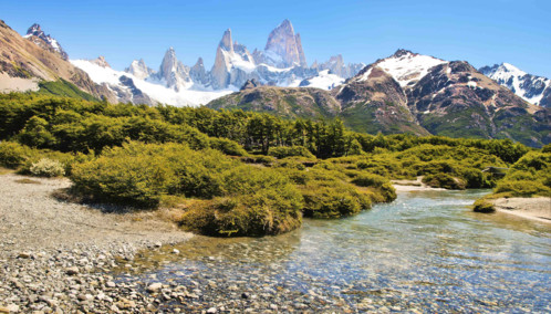 Patagonian Mountains