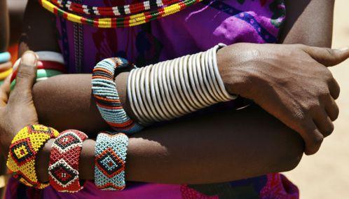 Bracelets, Kenya