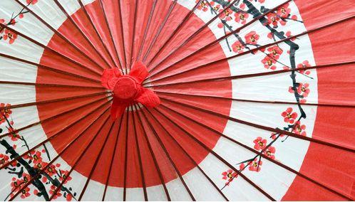 Japan parasol
