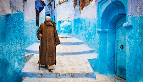 Chefchaouen local