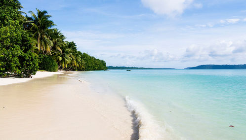 Havelock Island, Andamans
