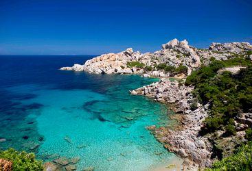 Beach, Sardinia