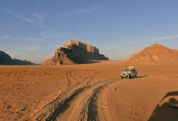Jeep, Jordan