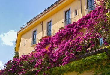 Villa Belvedere hotel, luxury hotel in Italy