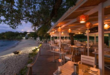 Beachside Dining at Cotton House