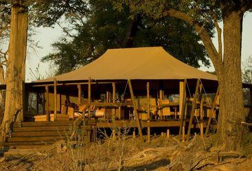 Linyanti Bush Camp, luxury camp in Botswana