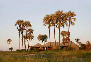 Jacks Camp, luxury camp in Botswana, Africa