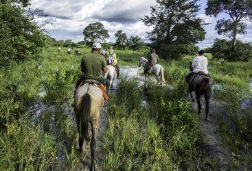 Horse Riding, Brazil