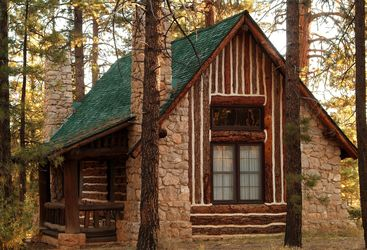 Bryce Canyon Lodge, luxury hotel in the Great American Wilderness