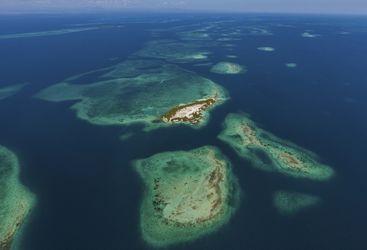 Atolls Belize