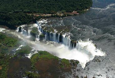 Iguazu Aerial