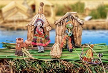 Dollhouse, Lake Titicaca