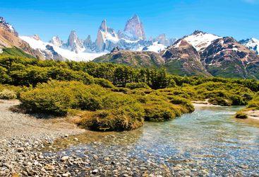 Mountainous Argentina