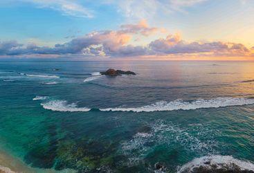 Bali Beach View
