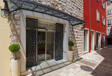 Exterior at Hotel Marmont, luxury hotel in Croatia