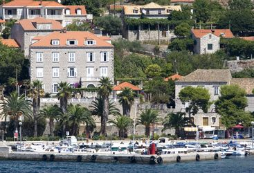 Villa Vilina, luxury hotel in Croatia