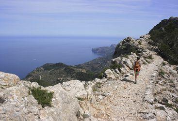 Running in Mallorca
