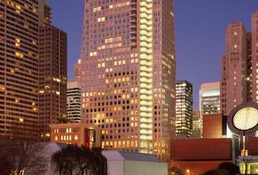 St Regis San Francisco, luxury hotel in San Francisco
