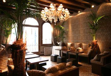 Interior at Ca Maria Adele, luxury hotel in Italy