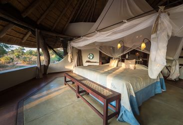 Luxury Zambia Safari Lodge