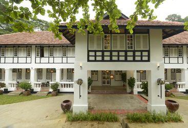 Villa Samadhi Exterior, Singapore