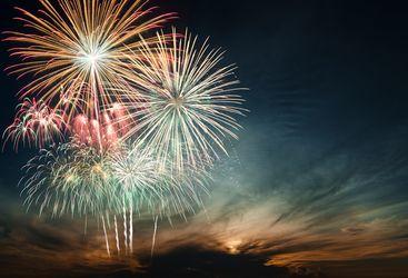 Fireworks, Valencia