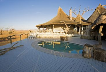 Little Kulala, luxury hotel in Namibia