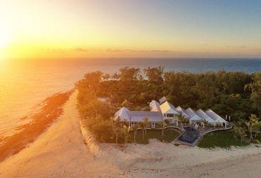 Sunset at Thanda Island
