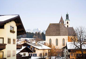 Kitzbuhel in Austria