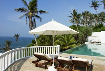 Pointe Sud Villa, pool view