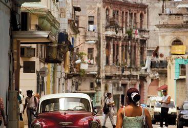 Havana city scene