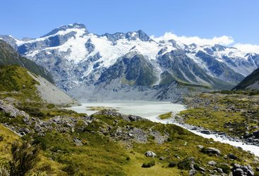 Mount Cook Snow