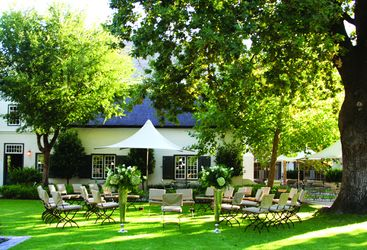 Grand Provence, luxury hotel in South Africa