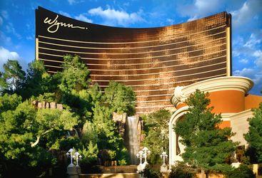 The Wynn Las Vegas, luxury hotel in Las Vegas
