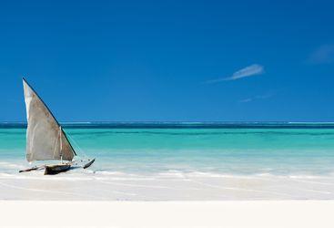 Zanzibar beach header