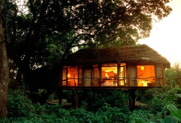 Lake Mayara Tree Lodge, luxury hotel in Tanzania