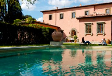 Villa Mangiacane, luxury hotel in Italy