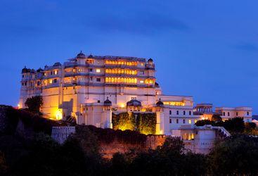 Devi Garh, luxury hotel in India
