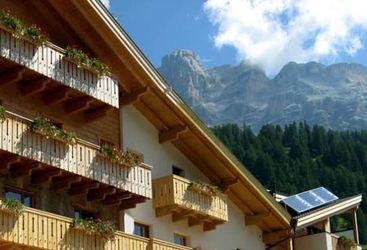 Ciasa Antersies hotel, luxury hotel in Italy