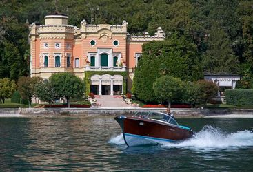 Villa Feltrinelli, luxury hotel in Italy