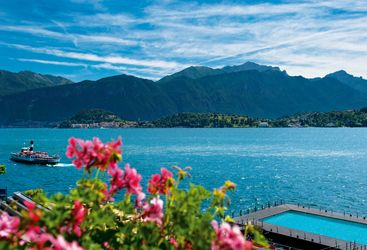 Grand Hotel Tremezzo on Lake Garda