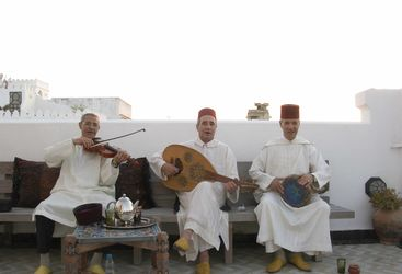 Musicians at Nord Pinus