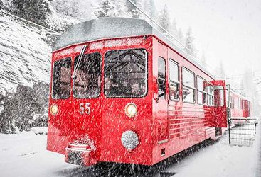 Chamonix Shuttle Train