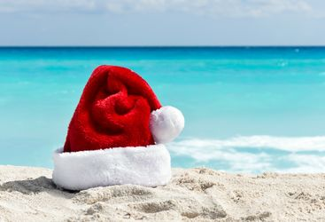 Beach Christmas, Cancun