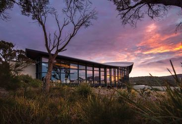 Saffire Freycinet sunrise