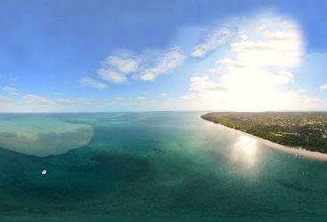 Mozambique archipelago